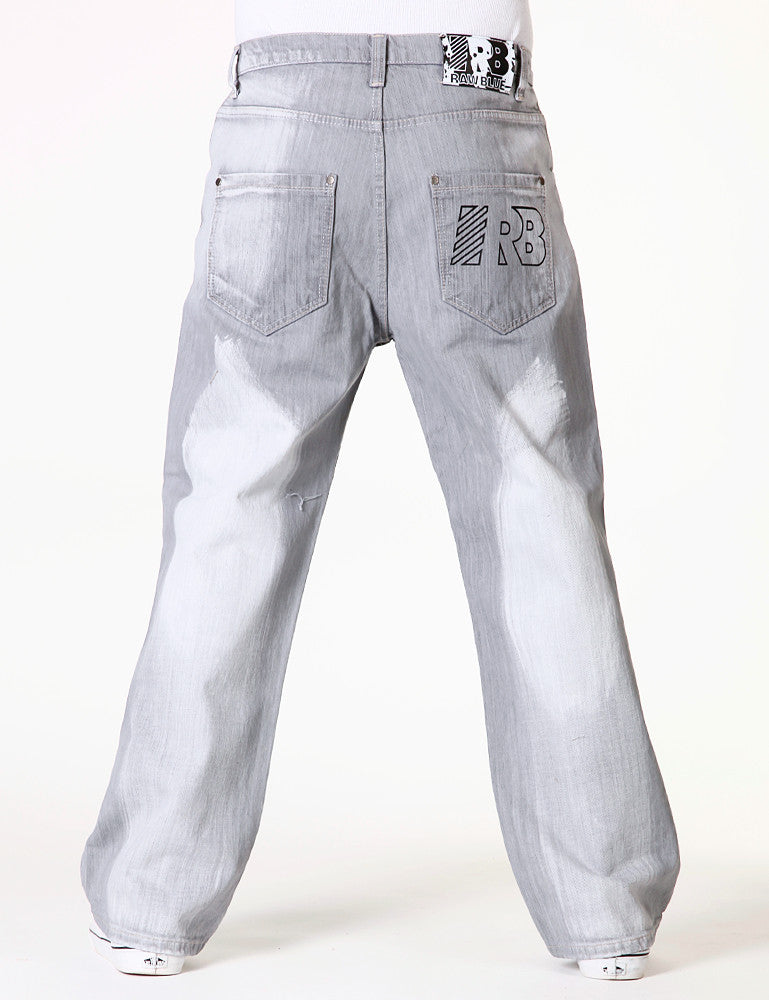 Legacy Jeans RB-9400D Grey