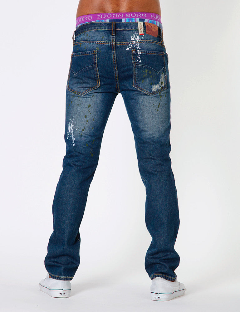 DJ-6120 Jeans Dark Blue