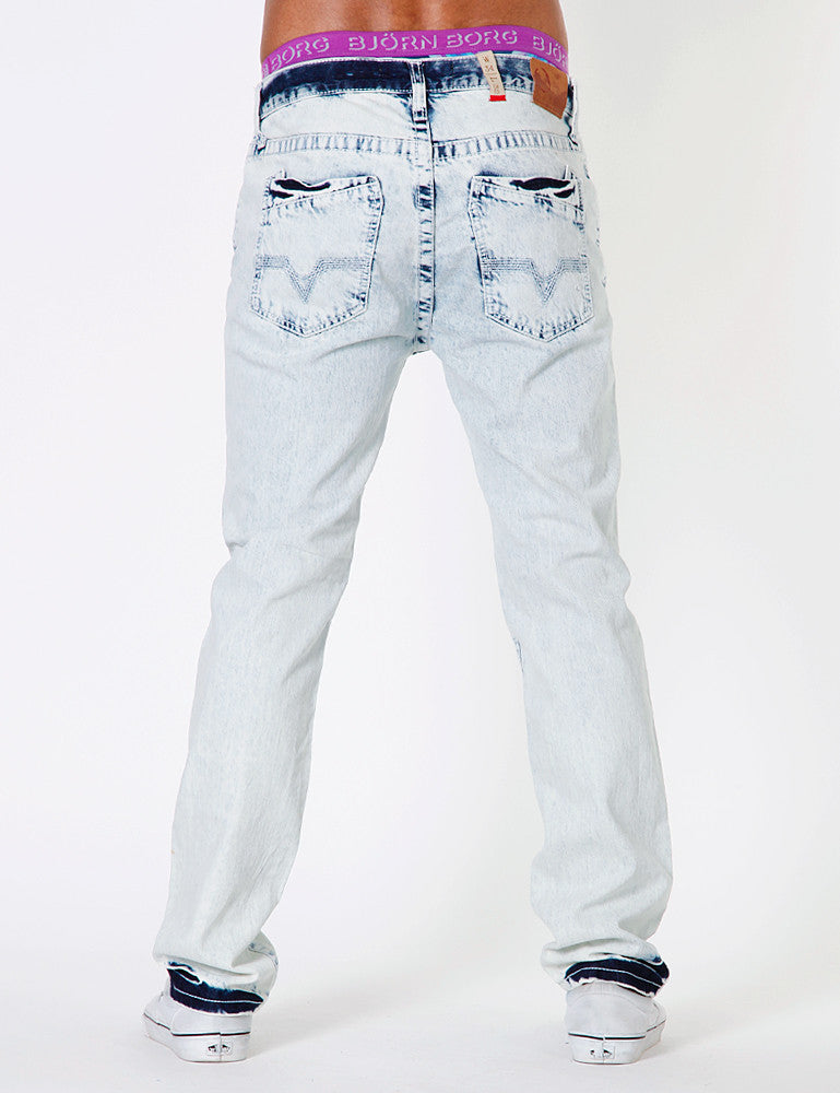 DJ-9208 Jeans Light Blue