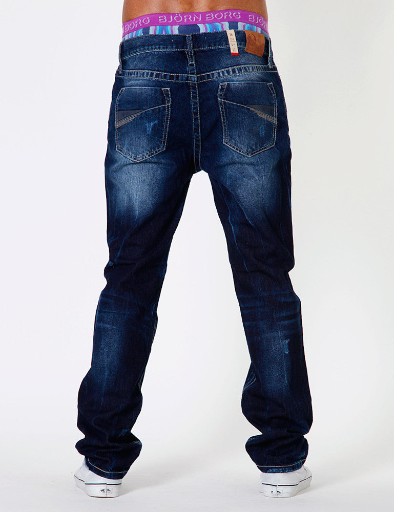 DJ-9209 Jeans Dark Blue