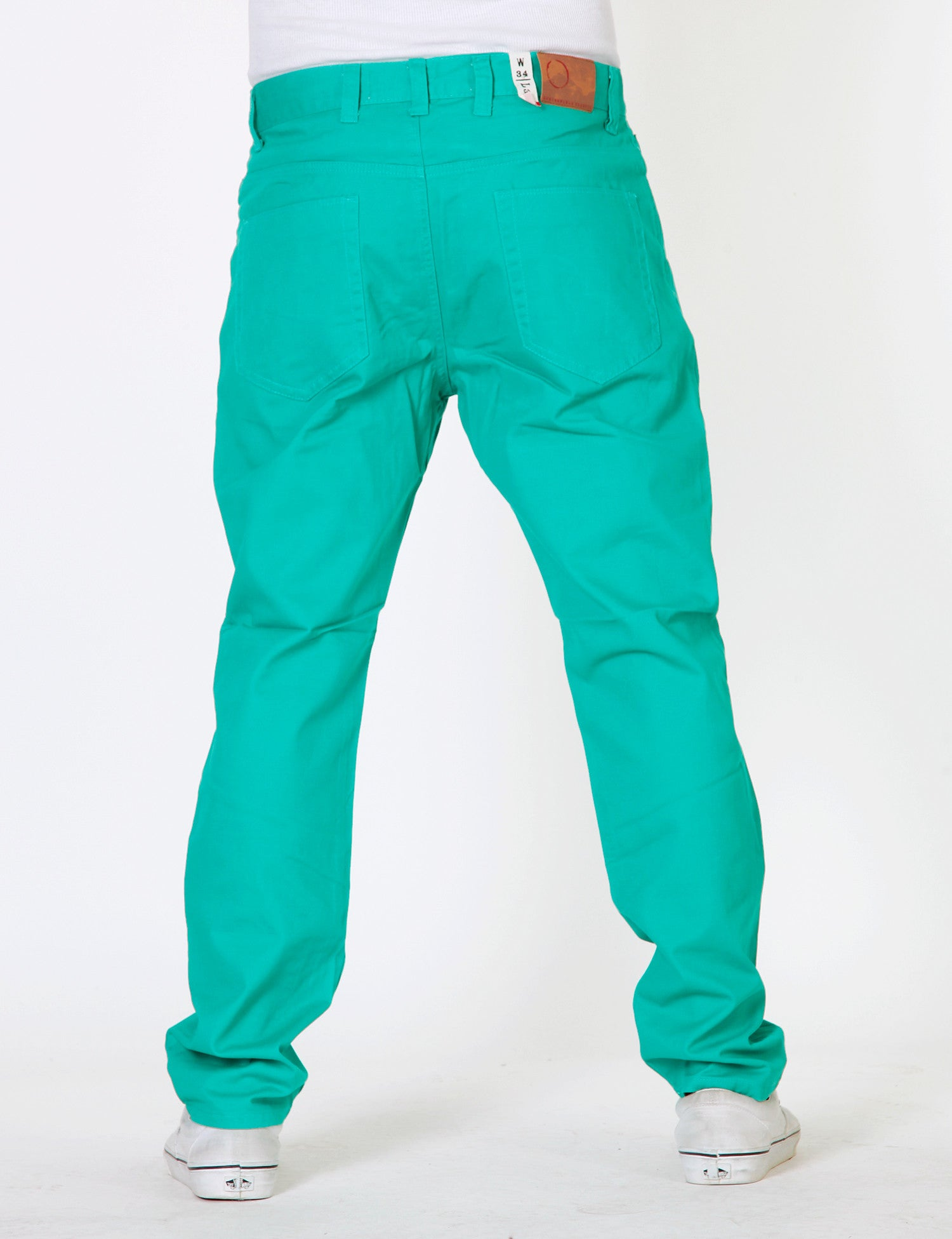 Clouch Pant J-9210 Green