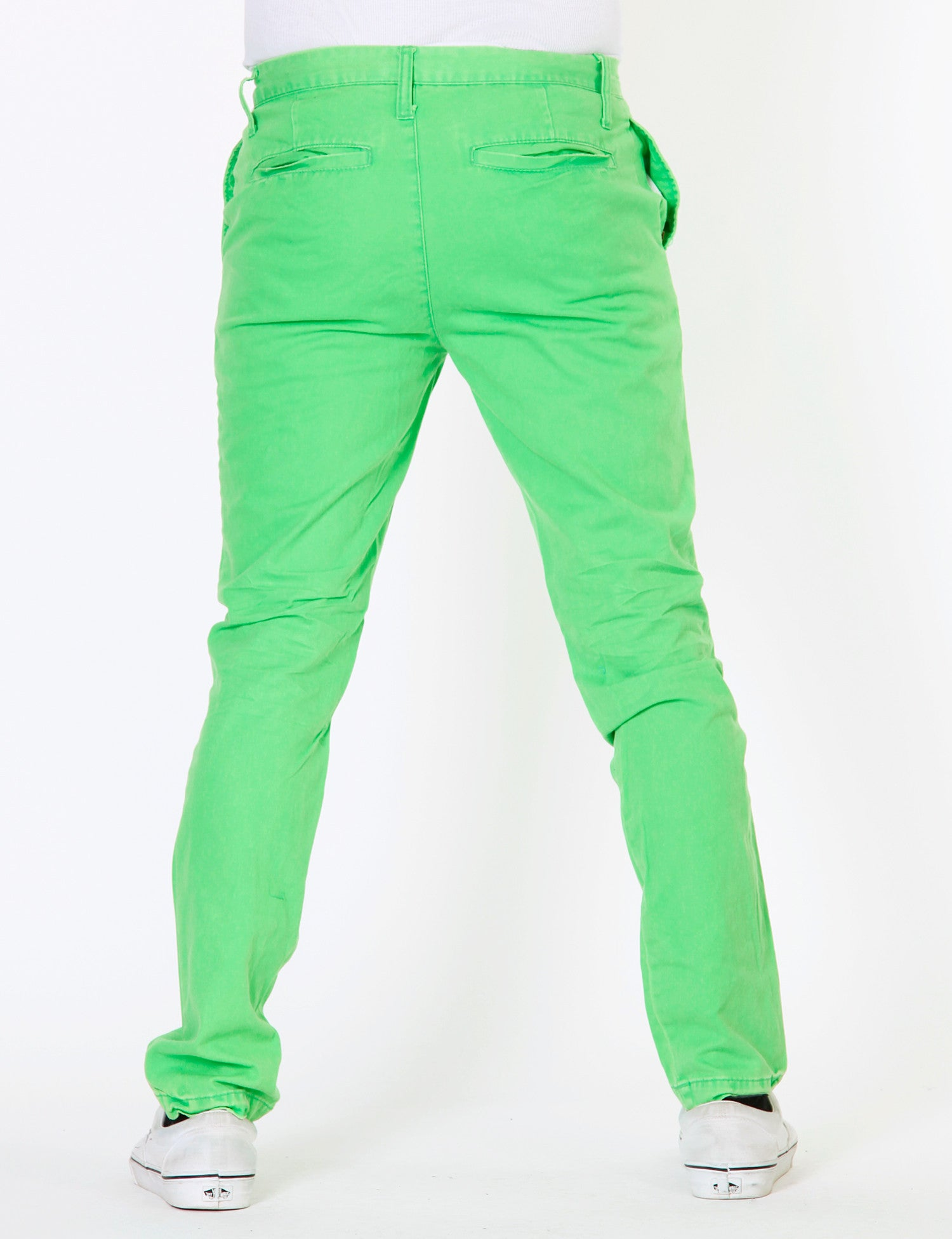 8011SK Jeans Green