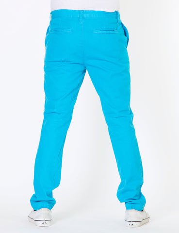 8011SK Jeans Turquoise