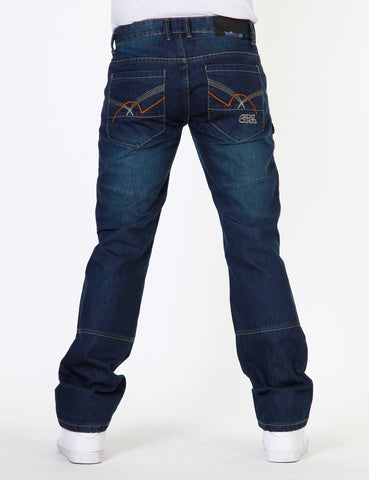 Dailmler Jeans Dark Blue