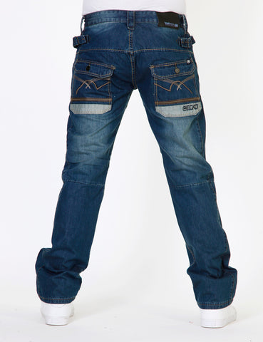 Sovereign Jeans Blue