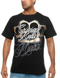 Townz Criminal Mindz T-shirt Black