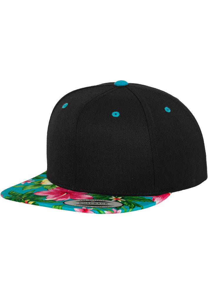 Flexfit Hawaiian Snapback 6089HW Black
