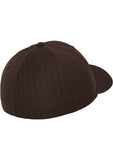 Flexfit Pinstripe Cap 6195P Brown