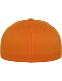 FLEXFIT WOOLY COMBED CAPS Orange