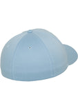 Flexfit Wooly Combed Cap 6277 Light Blue