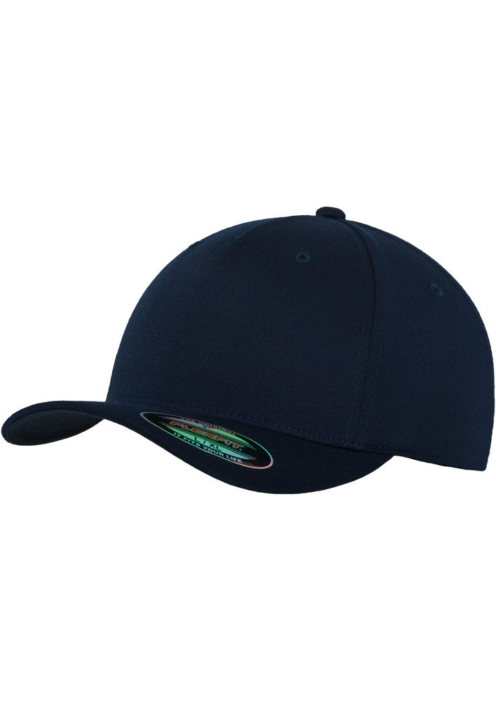 Flexfit 5 Panel Cap 6560 Navy