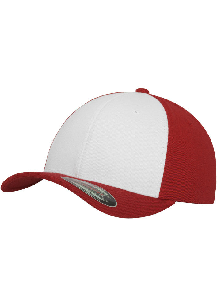 Flexfit Performance Cap 6580W Red