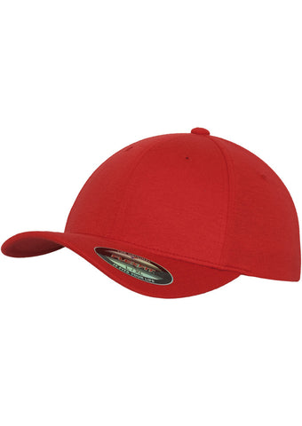 Flexfit Double Jersey Cap 6778 Red