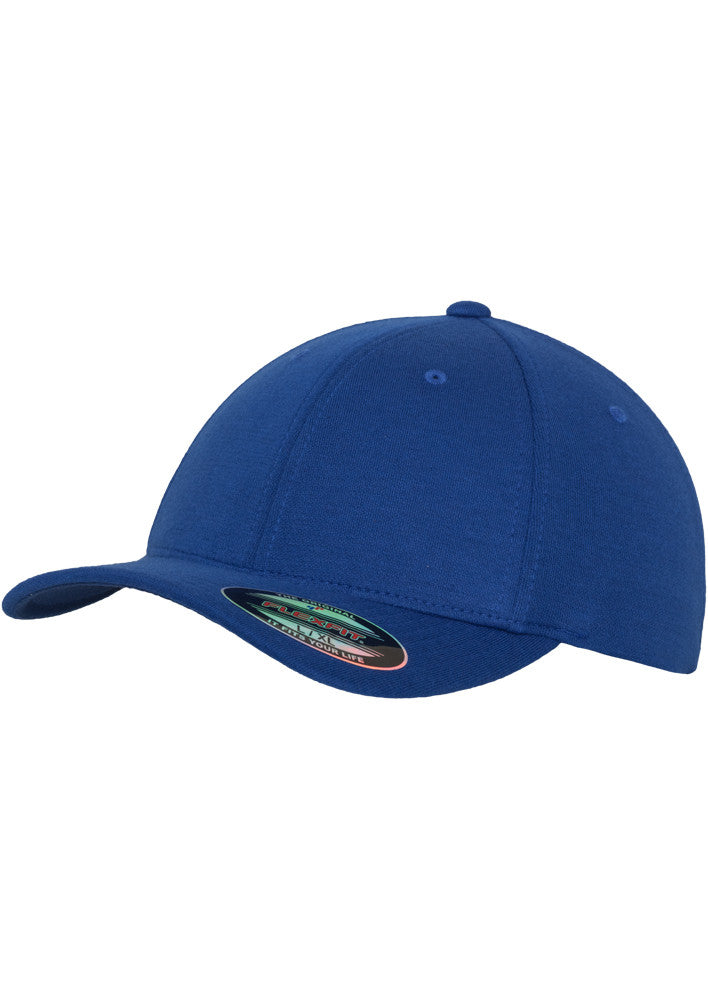 Flexfit Double Jersey Royal Cap 6778 Blue
