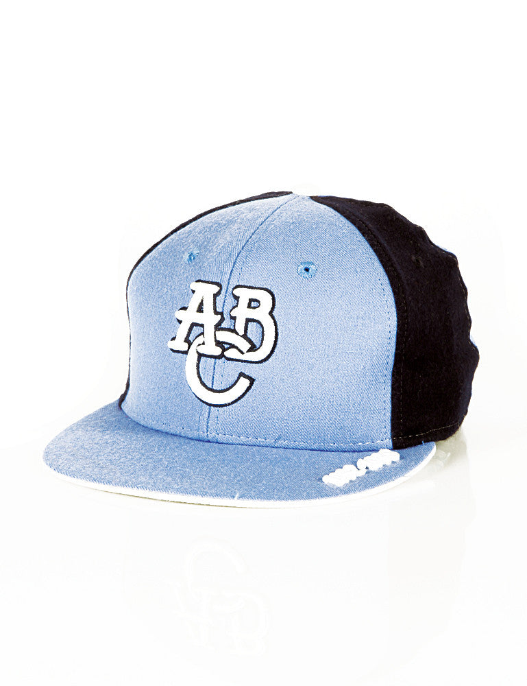 Negro League Atlanta Black Crackers Light Blue
