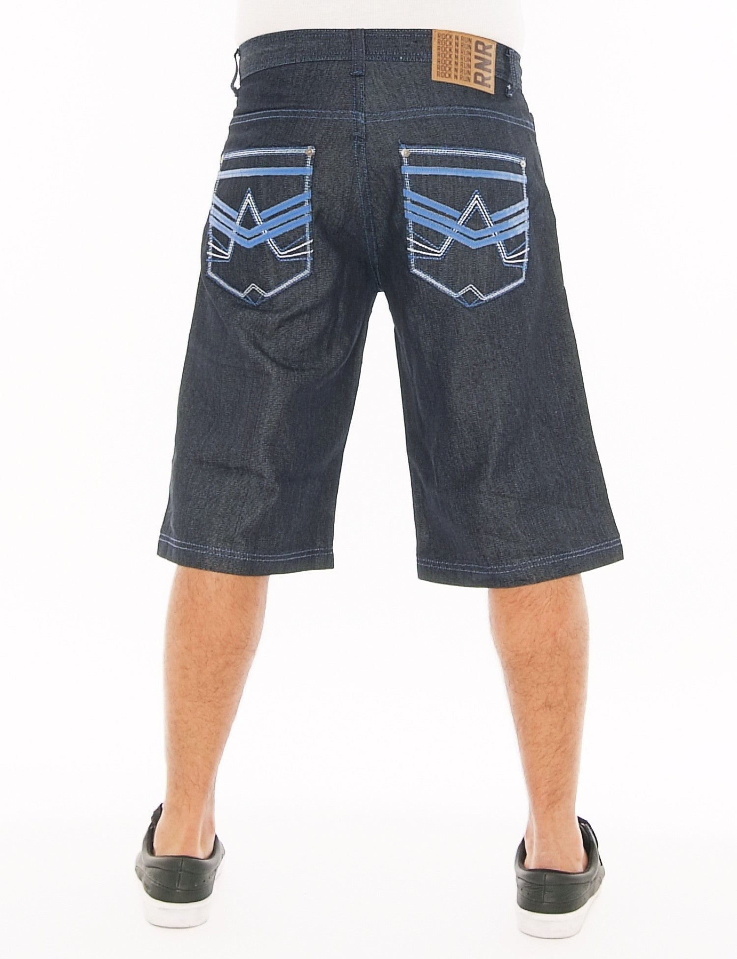 9133S Fashion Shorts Blue