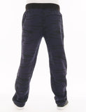 Tiger Fleece Sweatpants Navy