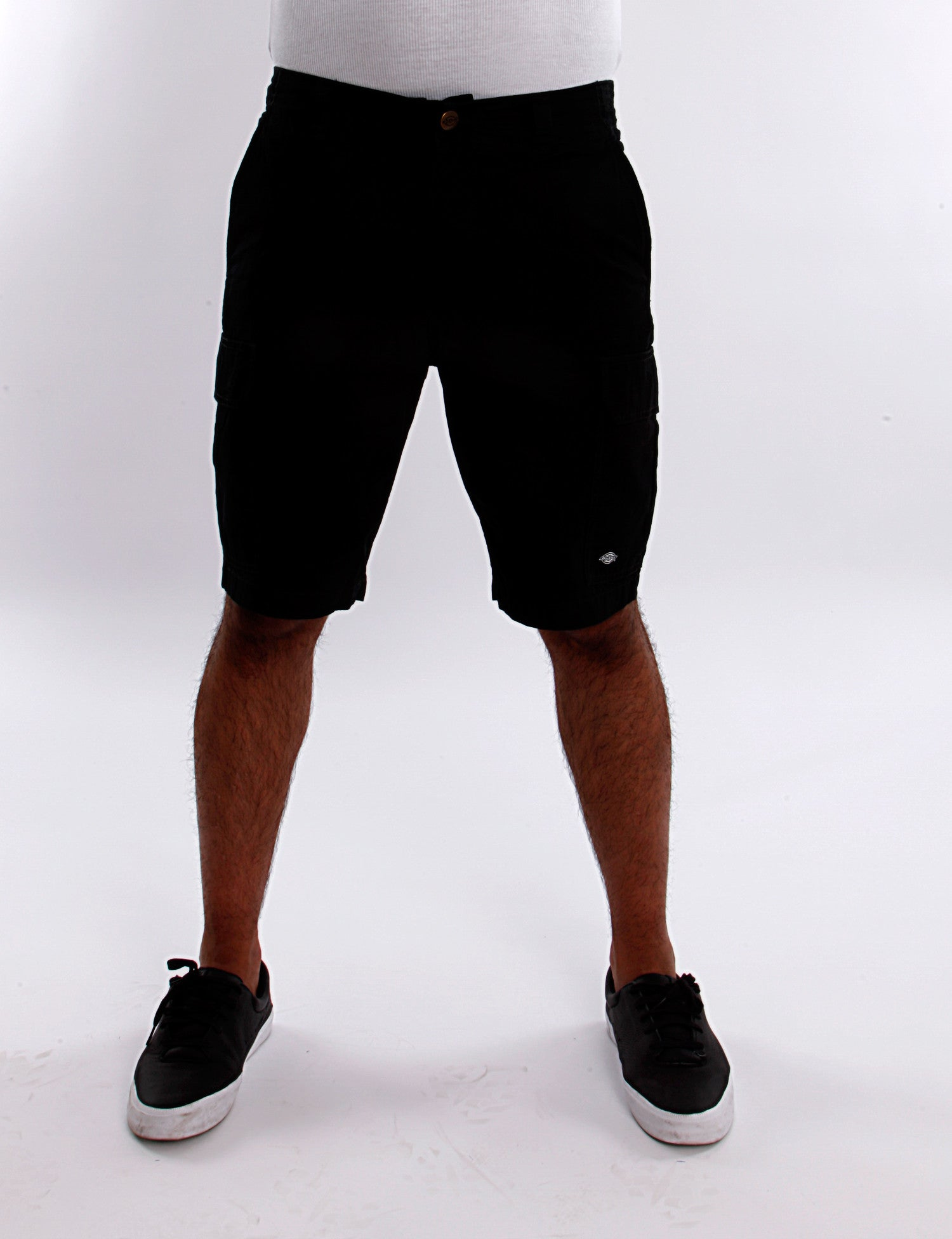 New York Shorts Black
