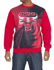 Image of 13-06D YMCMB Crewneck Red