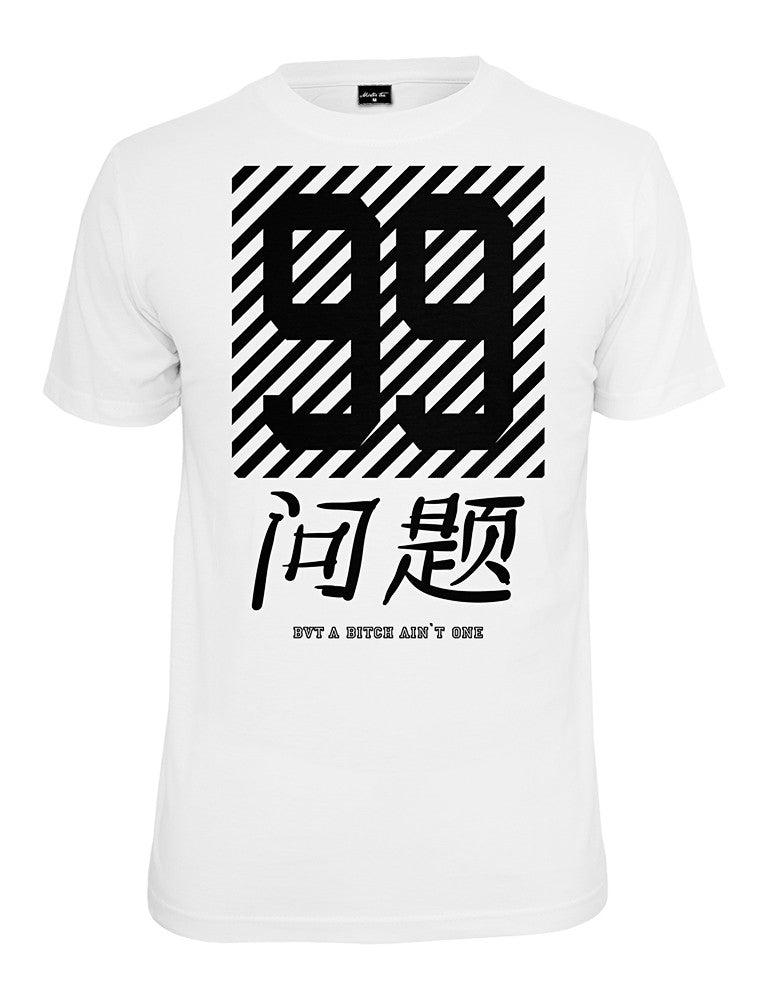 Chinese Problems T-Shirt MT211 White