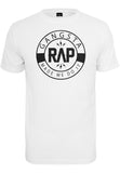 Gangsta Rap Tee White