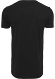 Ninety Nine Long Tee  Black