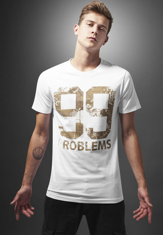 99 Problems Desert Camo  White