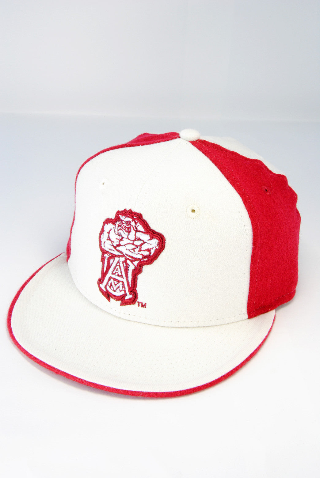 Negro League Alabama A&M University Cap  White