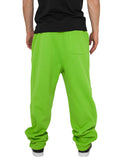 Sweatpants TB014B Lime green