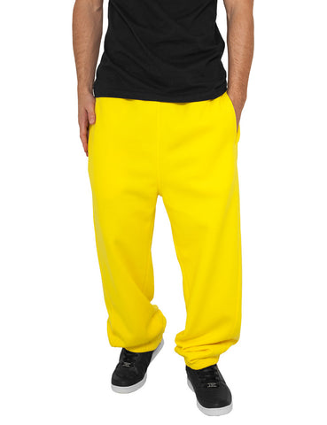 Sweatpants TB014B Yellow