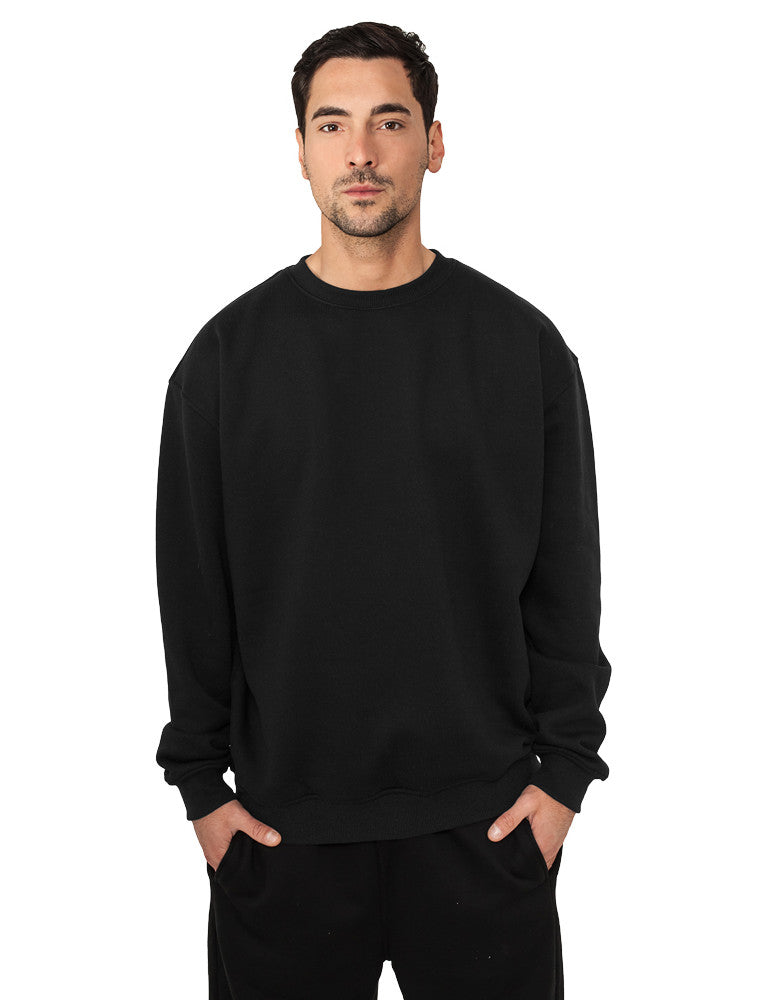 Crewneck Sweatshirt TB014E Black