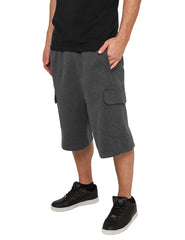 Cargo Sweatshorts TB033 Grey