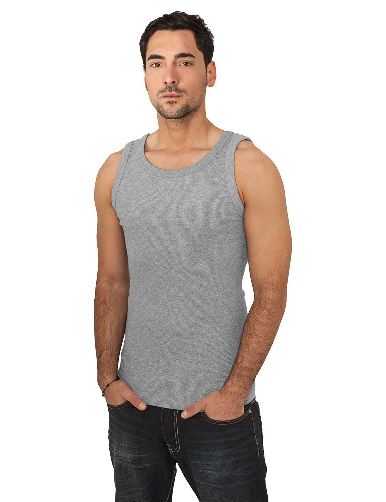 Mens Tanktop TB066 Grey