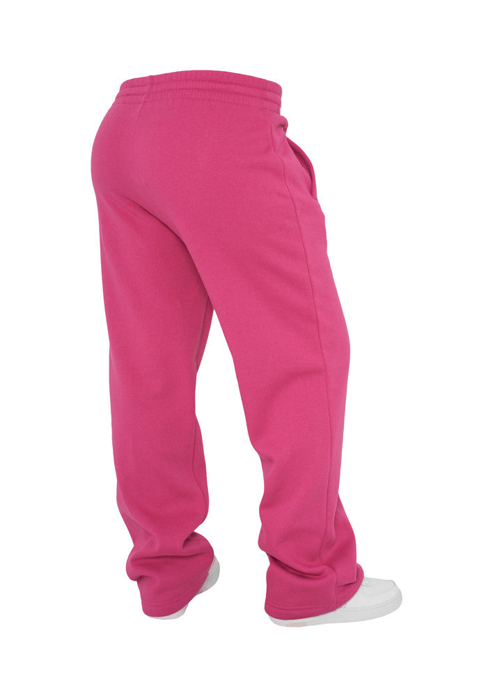 Loose-Fit Sweatpants TB078 fuchsia Purple