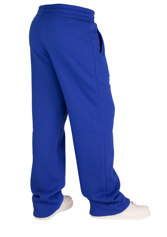 Loose-Fit Sweatpants TB078 royal Blue