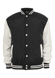 Light College Jacket TB101 Black