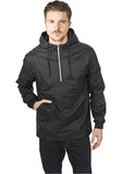 Pull Over Windbreaker TB1019 Black