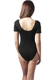 Ladies Stretch Jersey  Body TB1170 Black