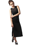 Ladies Tech Mesh Dress TB1175 Black