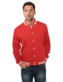 College Sweatjacket TB119  Red