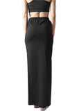 Ladies Side Zip Skirt TB1194 Black