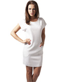 Ladies Scuba Dress TB1212 White