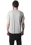 Long Tail Tee TB1228 Grey