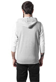 Sleeveless Terry Zip Hoody TB1244 Grey