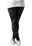 Smoke Leggings TB1334 Black