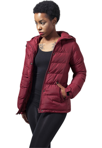 Bubble Jacket TB1367 Red