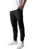 Athletic Interlock Sweatpants TB1418 Black