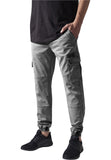 Washed Cargo Twill Jogging Pants TB1435 Grey