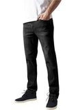 Stretch Denim Pants TB1437 Black