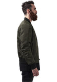 2-Tone Bomber Jacket TB1446 Green